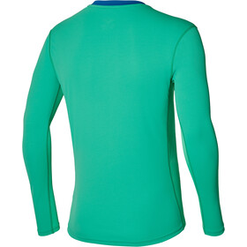 Mizuno Alpha Sun Protect LS Shirt Men, verde